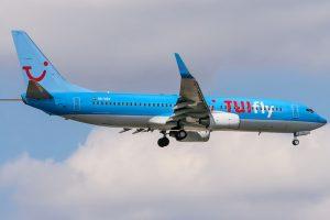 TUIfly vanaf Eelde naar Gran Canaria