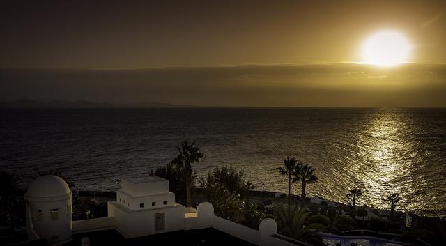 Lanzarote vanaf Eelde