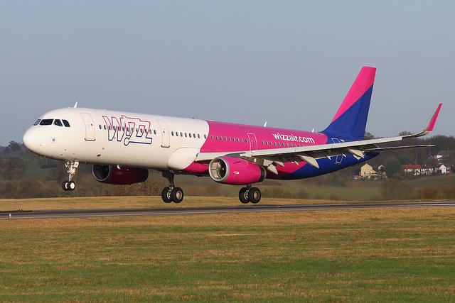 Airbus A321 Wizz Air