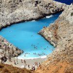 Seitan Limania Beach op Kreta