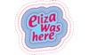 Eliza was here vanaf Rotterdam