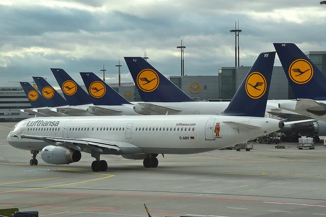 Lufthansa vanaf München