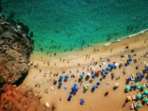 Damlatas Kleopatra strand