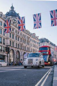 Londen vanaf Eelde